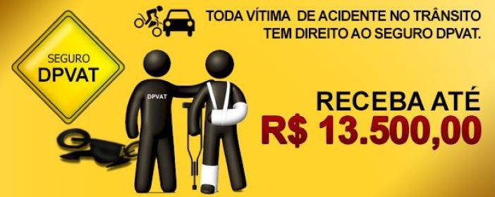 Seguro DPVAT Rio de Janeiro