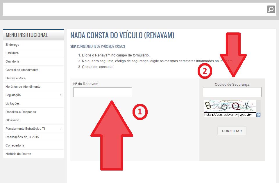 Consulta IPVA 2022 Rio de Janeiro